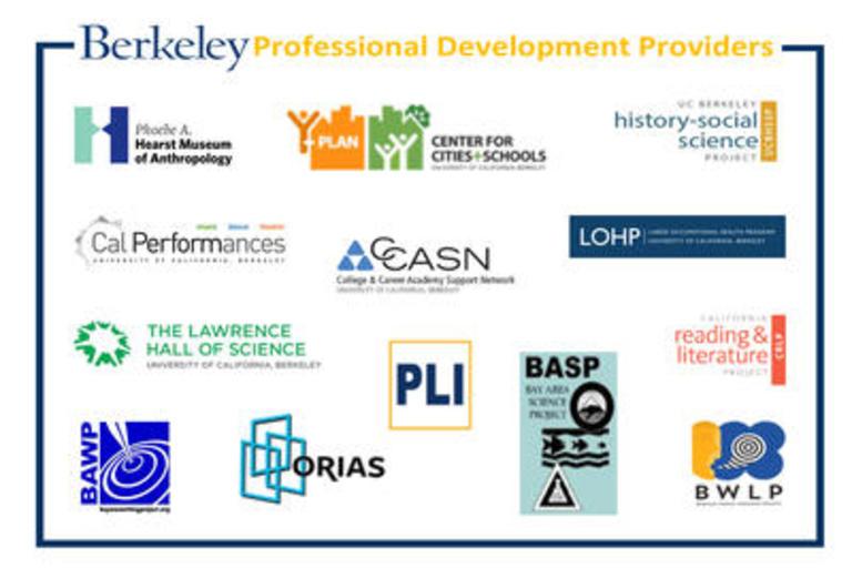 UCB PDP logos